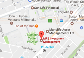 Massachusetts Financial Services Welcome Mfs